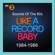 Various Artists - Sounds of the 80s – Like a Record Baby (1984-1986)
