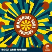 Matador! Soul Sounds - We Got What You Need (feat. Eddie Roberts, Alan Evans, Chris Spies, Kevin Scot, Kim Dawson & Adryon de León)