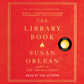 The Library Book (Unabridged) audiobook