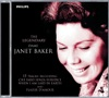 Songs & Arias for Soprano, Dame Janet Baker