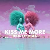 Kiss Me More (feat. SZA) - Doja Cat Cover Art