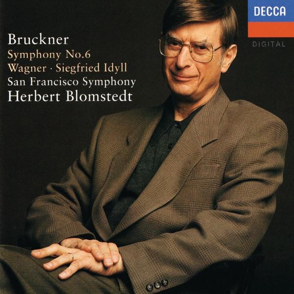 Bruckner: Symphony No. 6 / Wagner: Siegfried Idyll