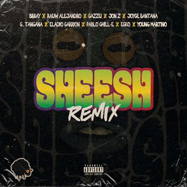 Sheesh (Remix) [feat. Rauw Alejandro, Joyce Santana, C. Tangana, Eladio Carrión, Pablo Chill-E, ECKO & Young Martino] - Single
