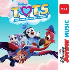 Disney Junior Music: T.O.T.S. (Vol. 1)