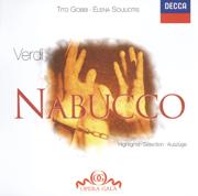 Verdi: Nabucco - Highlights - Lamberto Gardelli, Tito Gobbi & Wiener Opernorchester - Lamberto Gardelli, Tito Gobbi & Wiener Opernorchester