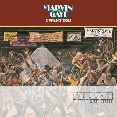 I Want You (Deluxe Edition) - Marvin Gaye