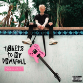 body bag (feat. Bert McCracken) - Machine Gun Kelly, YUNGBLUD & The Used Cover Art