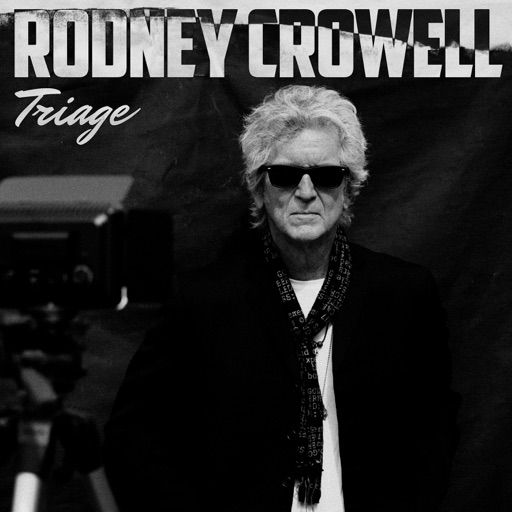 Art for Triage by Rodney Crowell