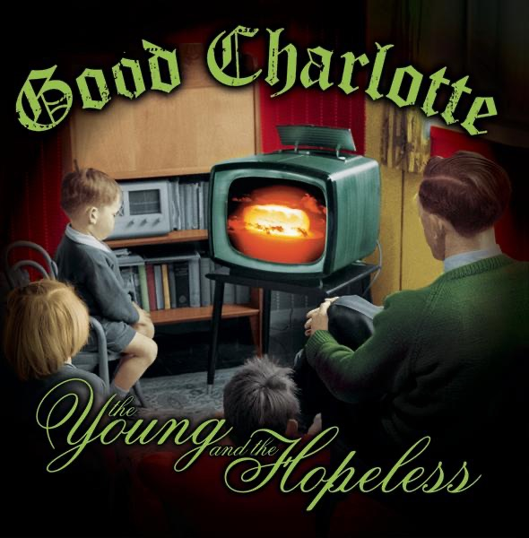 Good Charlotte mit Lifestyles of the Rich & Famous