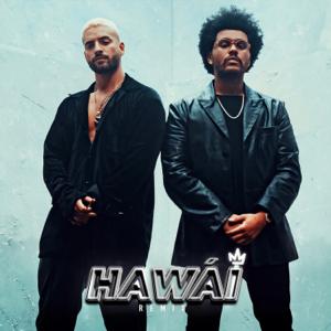 Maluma & The Weeknd - Hawái (Remix)