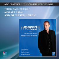 Tasmanian Symphony Orchestra, Ola Rudner & Teddy Tahu Rhodes - Mozart Arias And Orchestral Music artwork