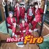 DA PUMP - Heart on Fire アートワーク