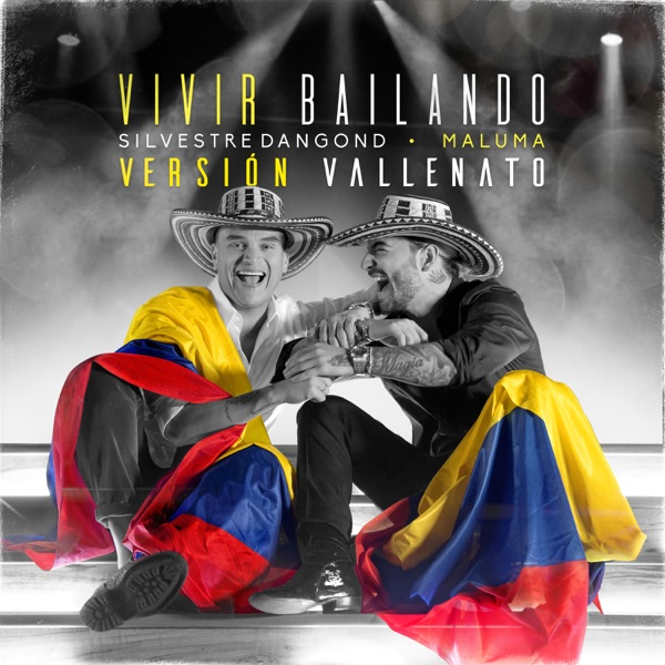 Vivir Bailando (Vallenato Version) - Single