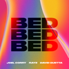 Joel Corry, RAYE & David Guetta - BED artwork