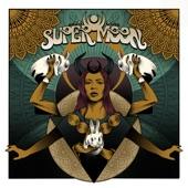 Supermoon - Sun Is High
