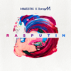 Majestic & Boney M. - Rasputin artwork