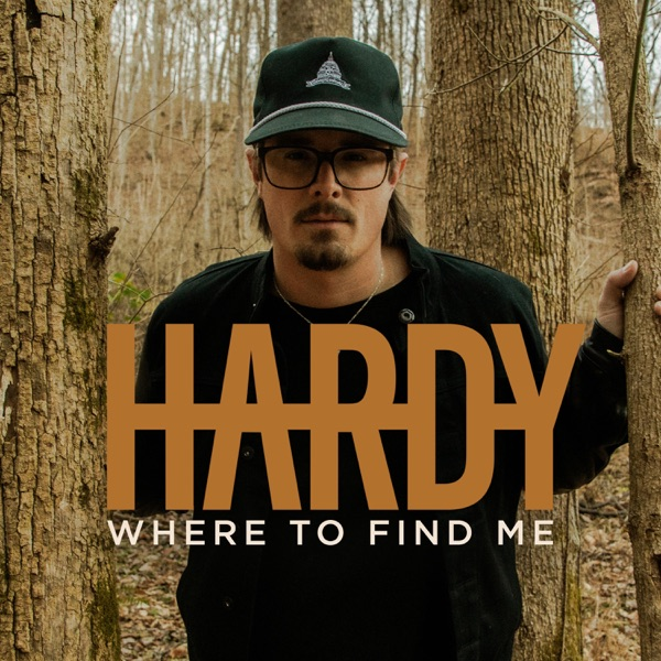 HARDY - WHERE TO FIND ME - EP