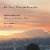 Left Coast Chamber Ensemble - Quartet for the End of Time: 1. Liturgie de cristal (Crystal Liturgy)