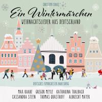 Deutsches Filmorchester Babelsberg, Cassandra Steen & Bernd Ruf - Am Weihnachtsbaume die Lichter brennen artwork