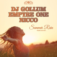 Summer Rain (Remix Edition) - EP
