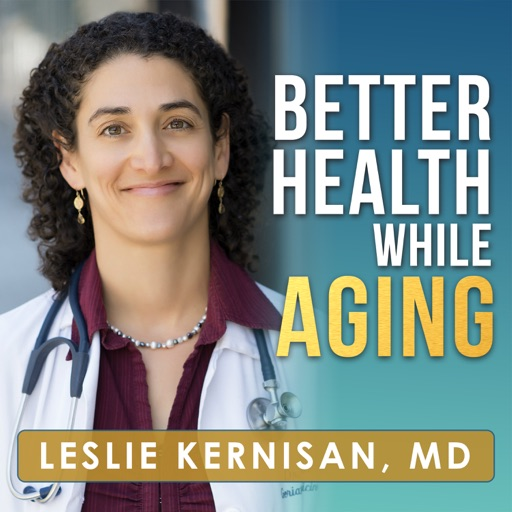 Cover image of Better Health While Aging Podcast