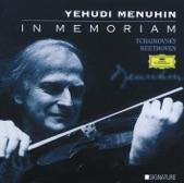 Yehudi Menuhin - violin/ Hephzibah Menuhin - piano - I. Allegro