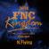 Live 2014 FNC Kingdom - Starlight - EP - N.Flying