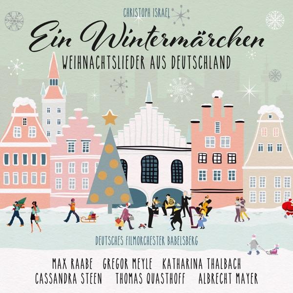 Deutsches Filmorchester Babelsberg & Bernd Ruf mit Leise rieselt der Schnee