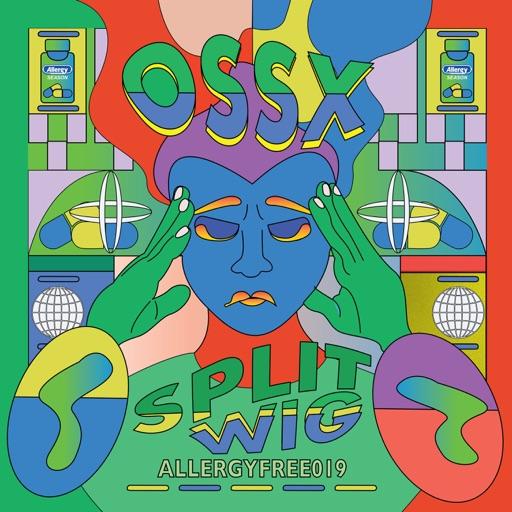 Split Wig - EP by OSSX