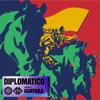 Major Lazer - Diplomático (feat. Guaynaa) обложка