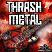 Nu Metal Thrash Metal Guitar Backing Track in Dminor / phrygian