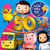 50 LittleBabyBum Nursery Rhyme Hits!-Little Baby Bum Nursery Rhyme Friends