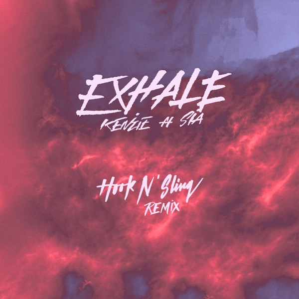 EXHALE [Hook N Sling Remix] (feat. Sia & Hook N Sling) - Single