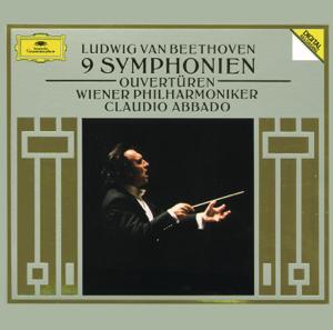 維也納愛樂 & 阿巴多 - Beethoven: 9 Symphonies; Overtures