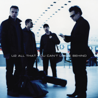 U2 - All That You Can't Leave Behind (20th Anniversary Edition / Deluxe / Remastered 2020) artwork
