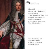 Music for the Royal Fireworks, HWV 351: V. Menuets I-II