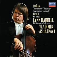 Lynn Harrell, Philharmonia Orchestra & Vladimir Ashkenazy - Dvořák: Cello Concerto - Bruch: Kol Nidrei artwork