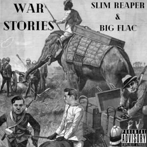 Slim Reaper & Big Flac - Mac 11 feat. White Spade