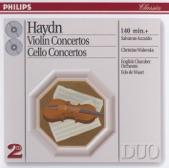 Christine Walevska, English Chamber Orchestra, Edo de Waart - Cello Concerto No. 2 in D - II. Adagio