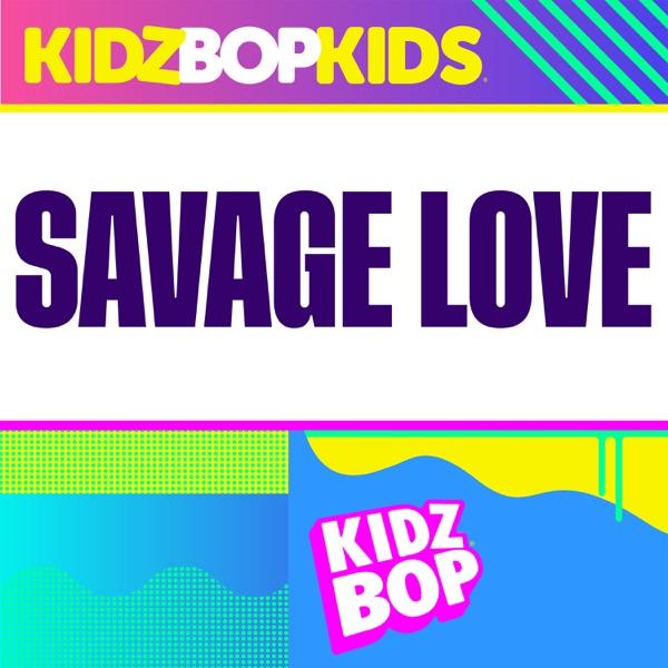 Savage Love - Single