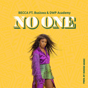 Becca - No One feat. Busiswa