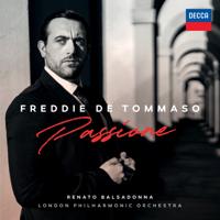 Freddie De Tommaso, London Philharmonic Orchestra & Renato Balsadonna - Passione artwork