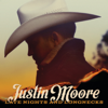 Justin Moore - Why We Drink  artwork