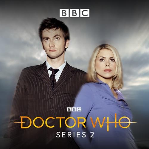 Doctor Who, Season 2 poster