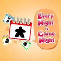 Every Night is Game Night podcast