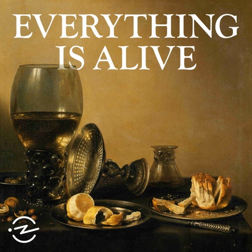 Cover image of Everything is Alive