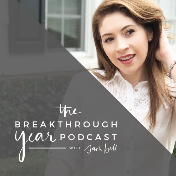 The Breakthrough Year Podcast: Online Business, Blogging & Brand Strategy