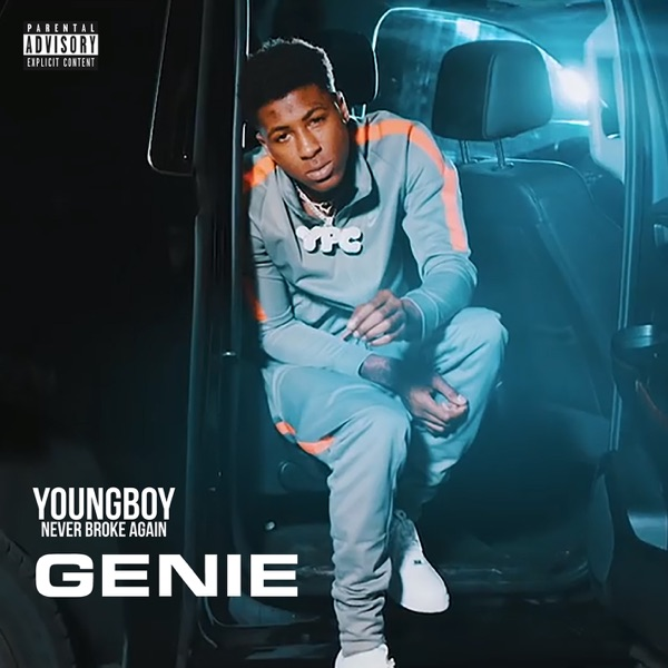 Genie - YoungBoy Never Broke Again song image