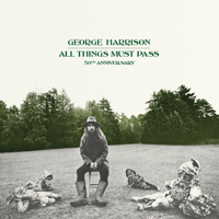 George Harrison - All Things Must Pass (50th Anniversary) artwork