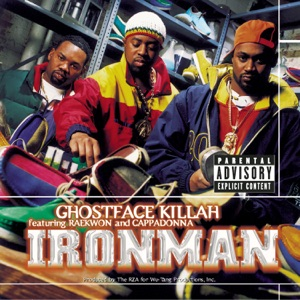 Ghostface Killah, Raekwon & Cappadonna - Iron Maiden